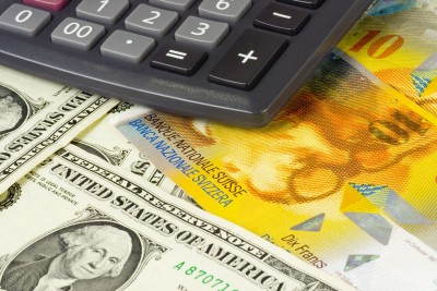 CHF and EUR aim to end May on the Front Foot
