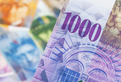 Swiss Franc in Troubles