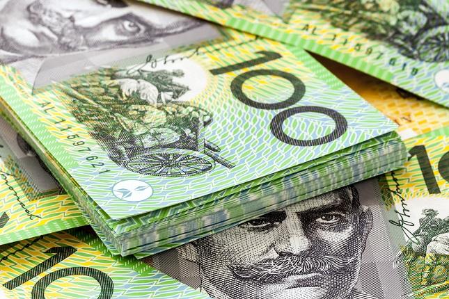 Australian Dollar tango down