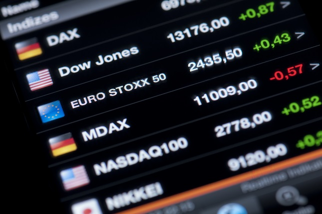 European Equities: PMI Numbers and ECB Minutes in Focus