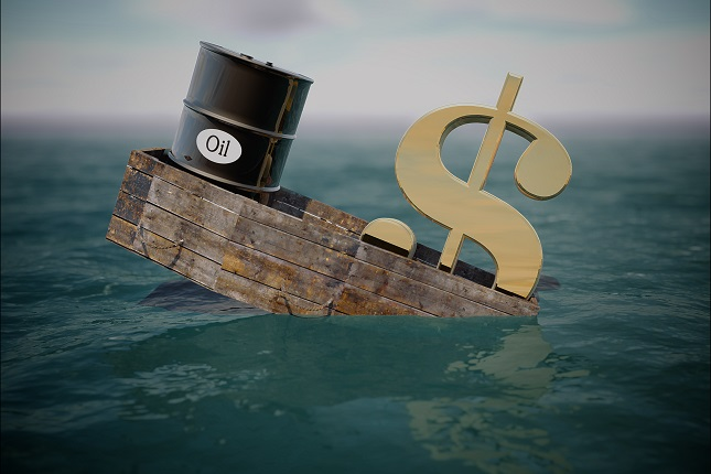 Oil is able to head down to $50 by 2020