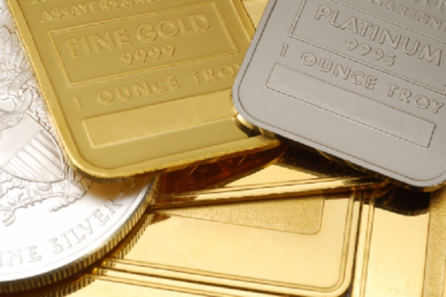 Look For Platinum To Rally – Following Gold