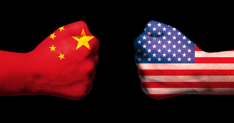 US Stock Market, China, Netflix