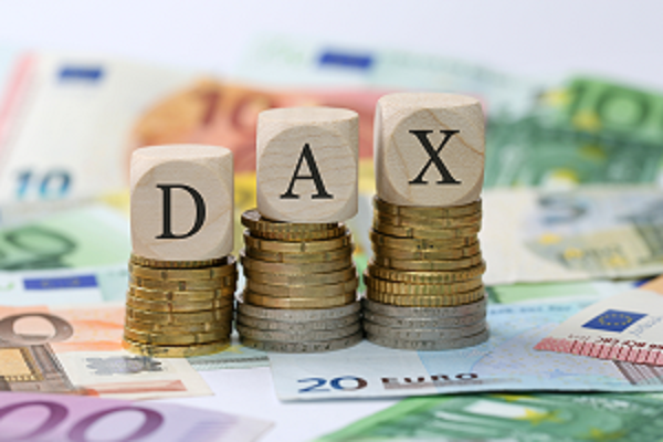 Technical Analysis for Friday 14:  DAX on Crucial Support