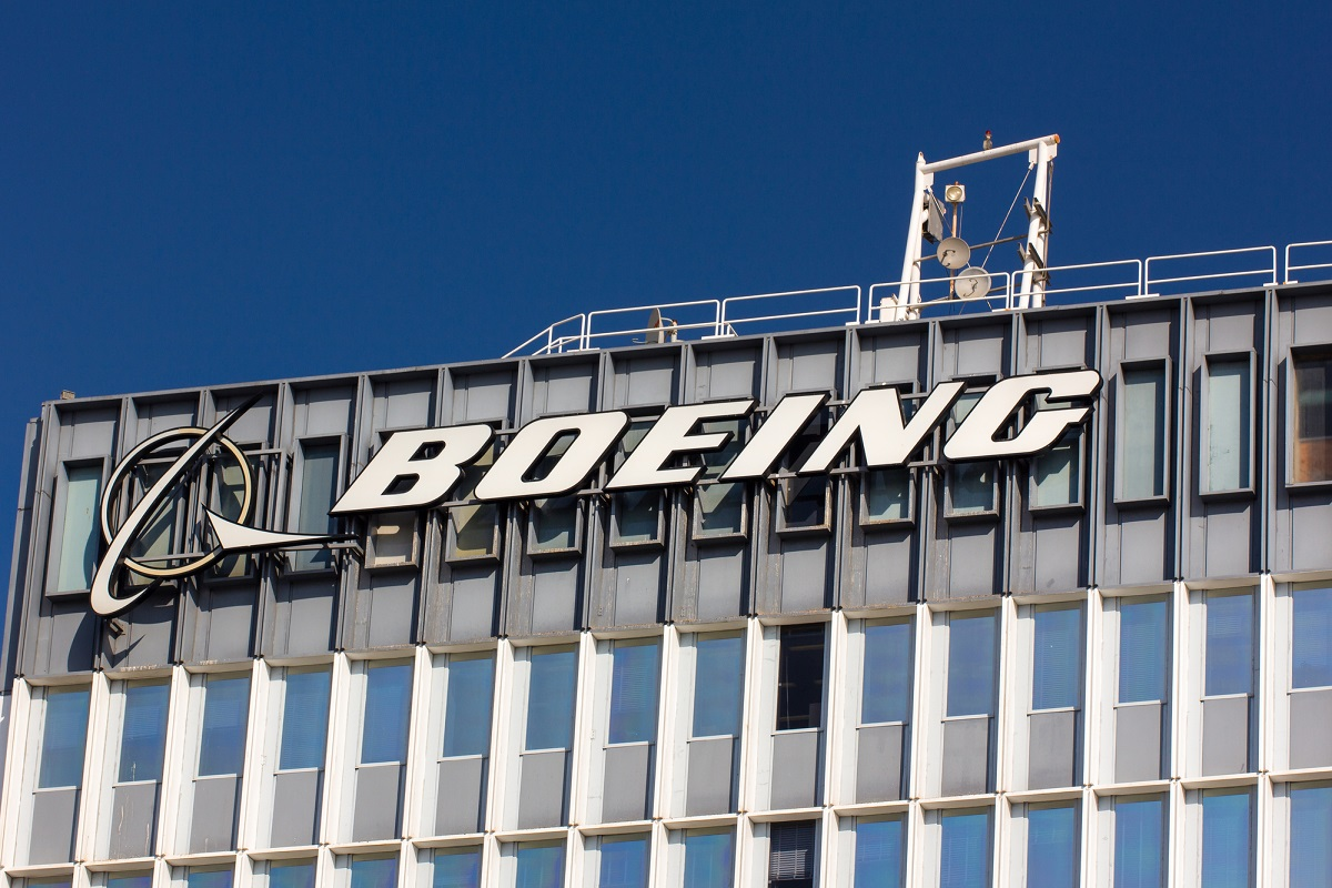 Boeing Upgrades China's Aircraft Demand; Forecasts Annual Passenger Traffic Growth of 5.5%
