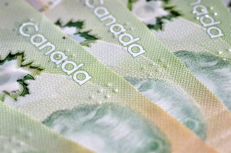 Canadian Dollar Flexes Muscles