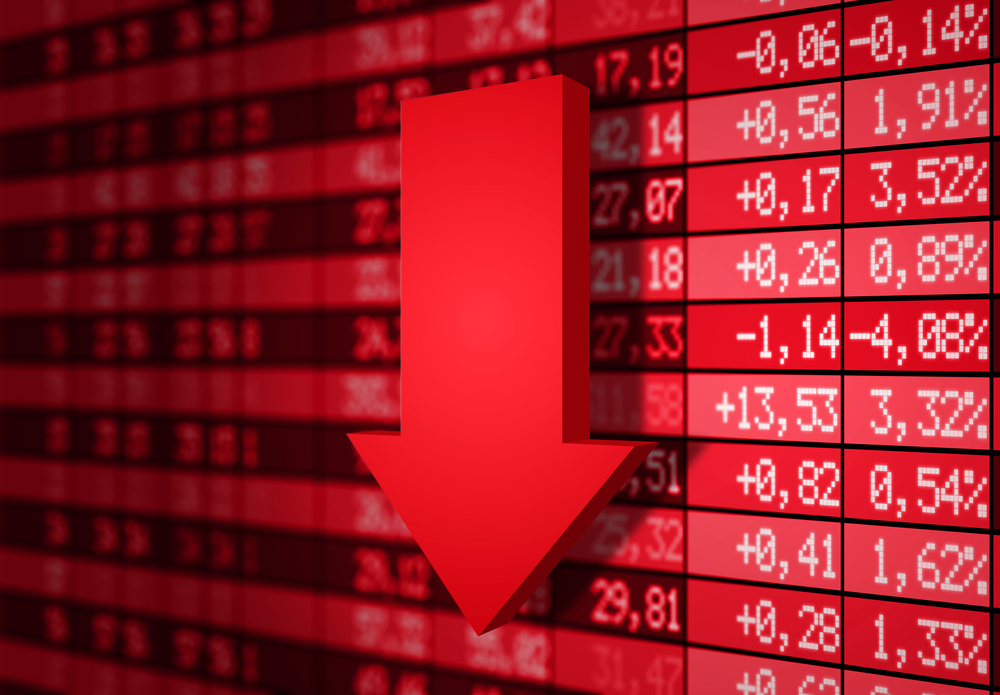 Global Stock Markets Plunge As The Virus Arrives In Europe