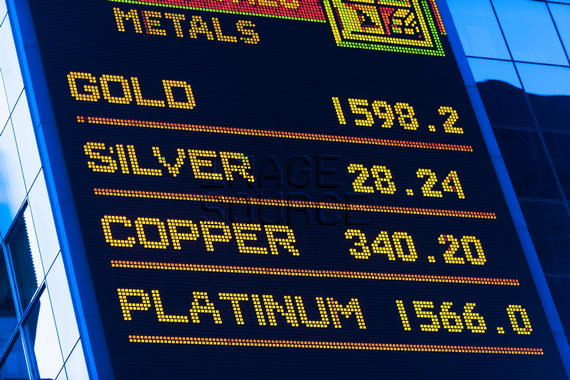 Precious Metals Gain on the Back of Dollar Weakness and Lower Treasury Yields