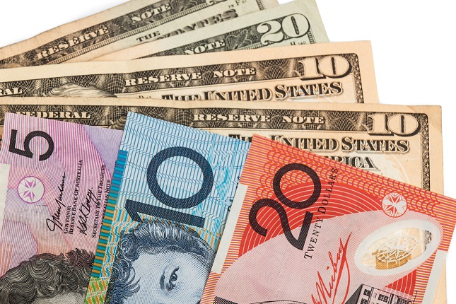 Aussie Powers Higher Amid Rising Risk Appetite