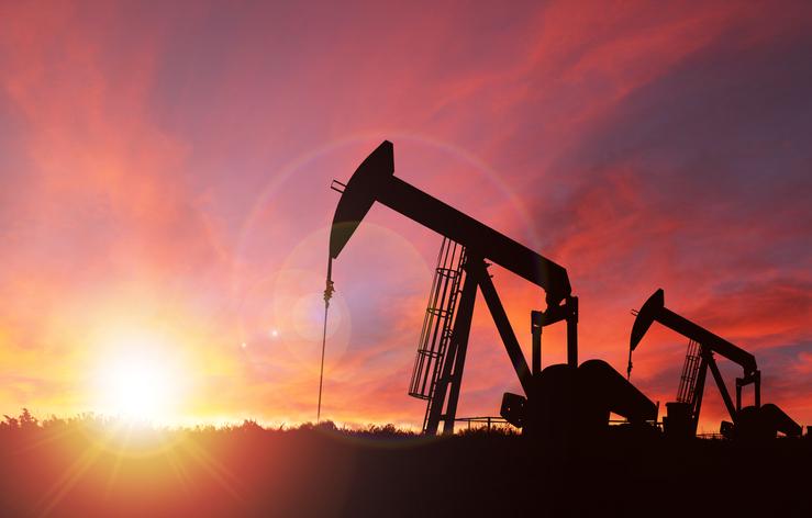 Brent WTI Crude Oil