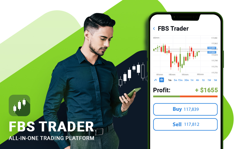 FBS Introduced The Brand New Application Which Will Make Your Life Easier – FBS Trader