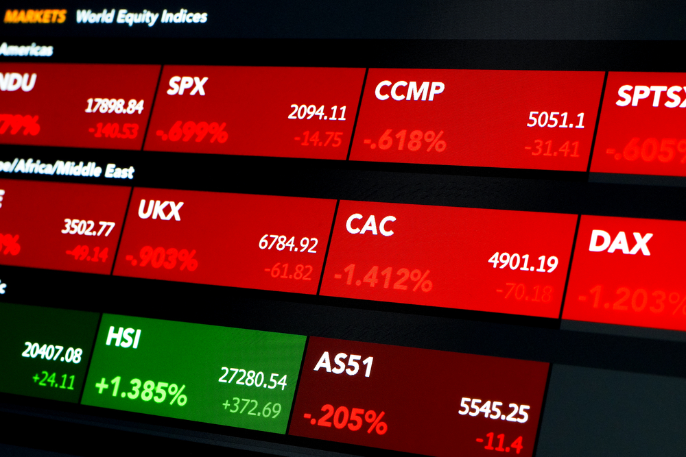 European Equities: Futures See Red as COVID-19 News and a Murky Outlook Weigh