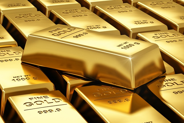 Fed Isn't Thinking about Rate Hikes. So Does It Maybe Think about Gold?