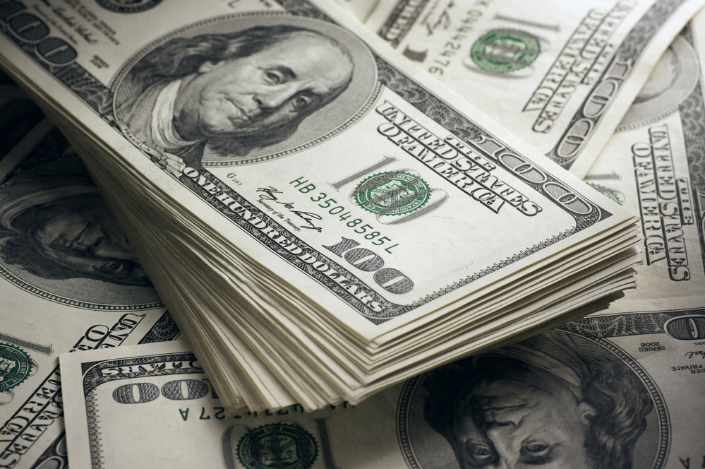US Dollar's Global Dominance Remains Intact; EUR and RMB Still Far Behind but for How Long?