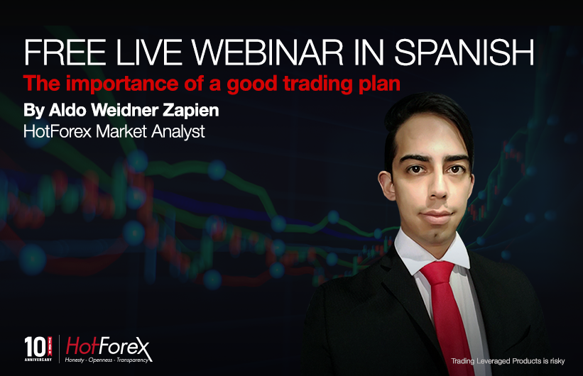 Join HotForex Spanish Webinar, The Importance of a Good Trading Plan – 30 July
