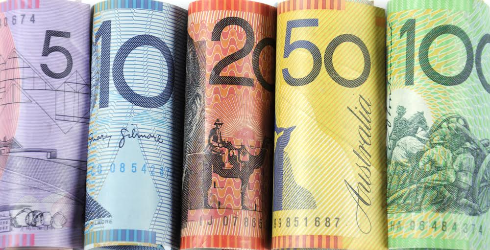 AUD/USD Price Forecast – Australian Dollar Breaks Through Support