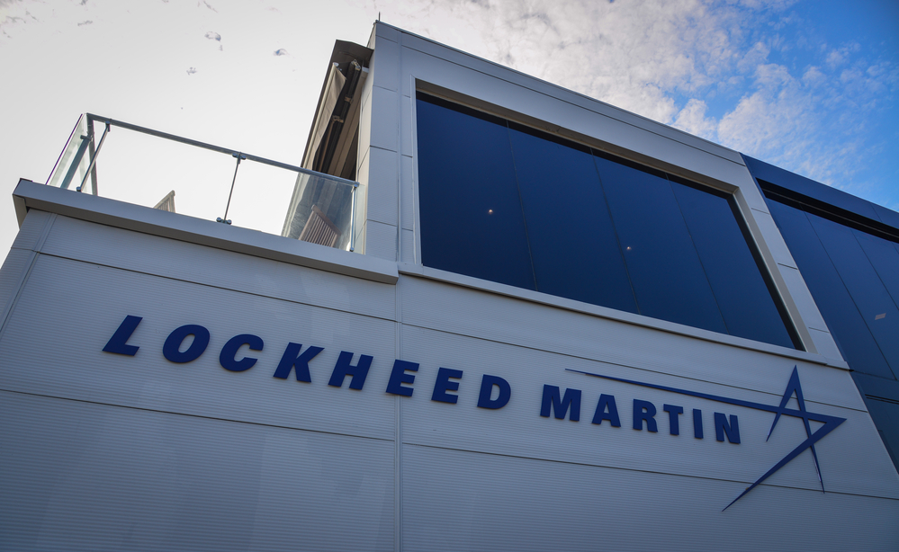 Lockheed Martin In Holding Pattern Ahead Of U.S. Election