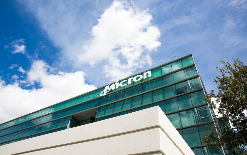 Micron Technology Could Test Bull Market High