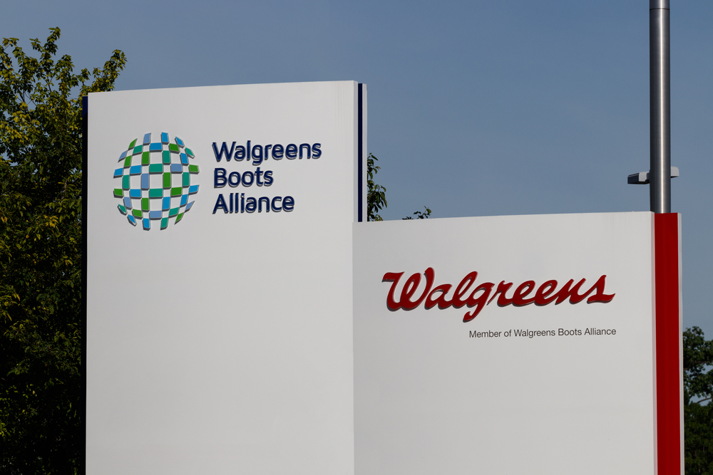 Drugstore Chain Walgreens Shares Soar Over 8% After Q1 Earnings Top Estimates