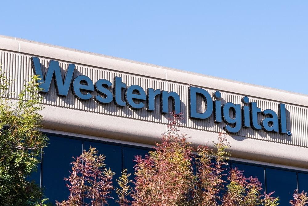 Western Digital Jumps After Bernstein Outperform Rating