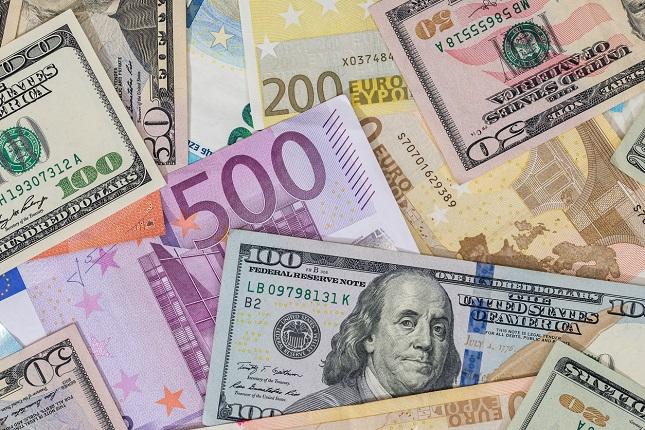 Euro Growing a Bit