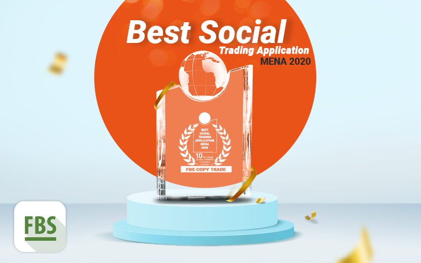 The FBS Copytrade App Became the Best Social Trading Application MENA 2020