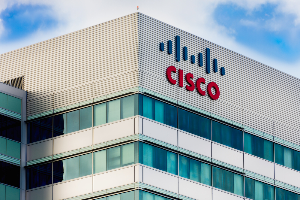 Cisco Tumbles After Soft Q1 Earnings Guidance