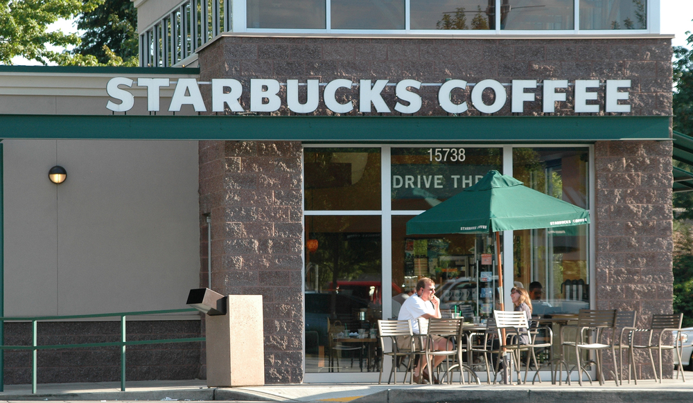Starbucks Could Test March Low