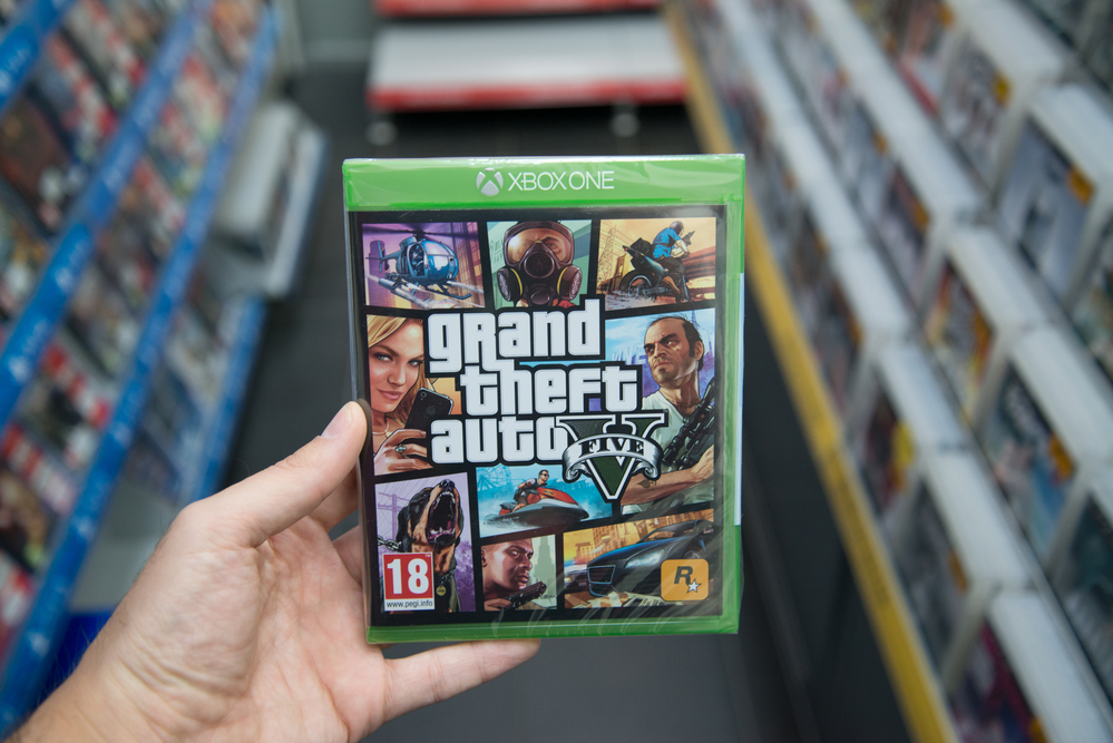 Take-Two Interactive Software GTA