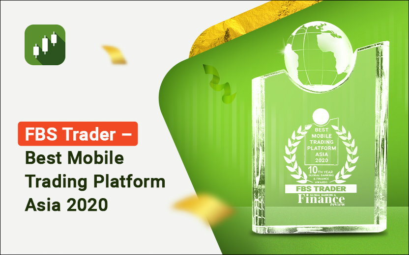 FBS Trader Won Best Mobile Trading Platform in Asia Award