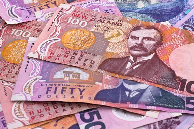 Video Technical Analysis: NZD Starts This Week With a Drop