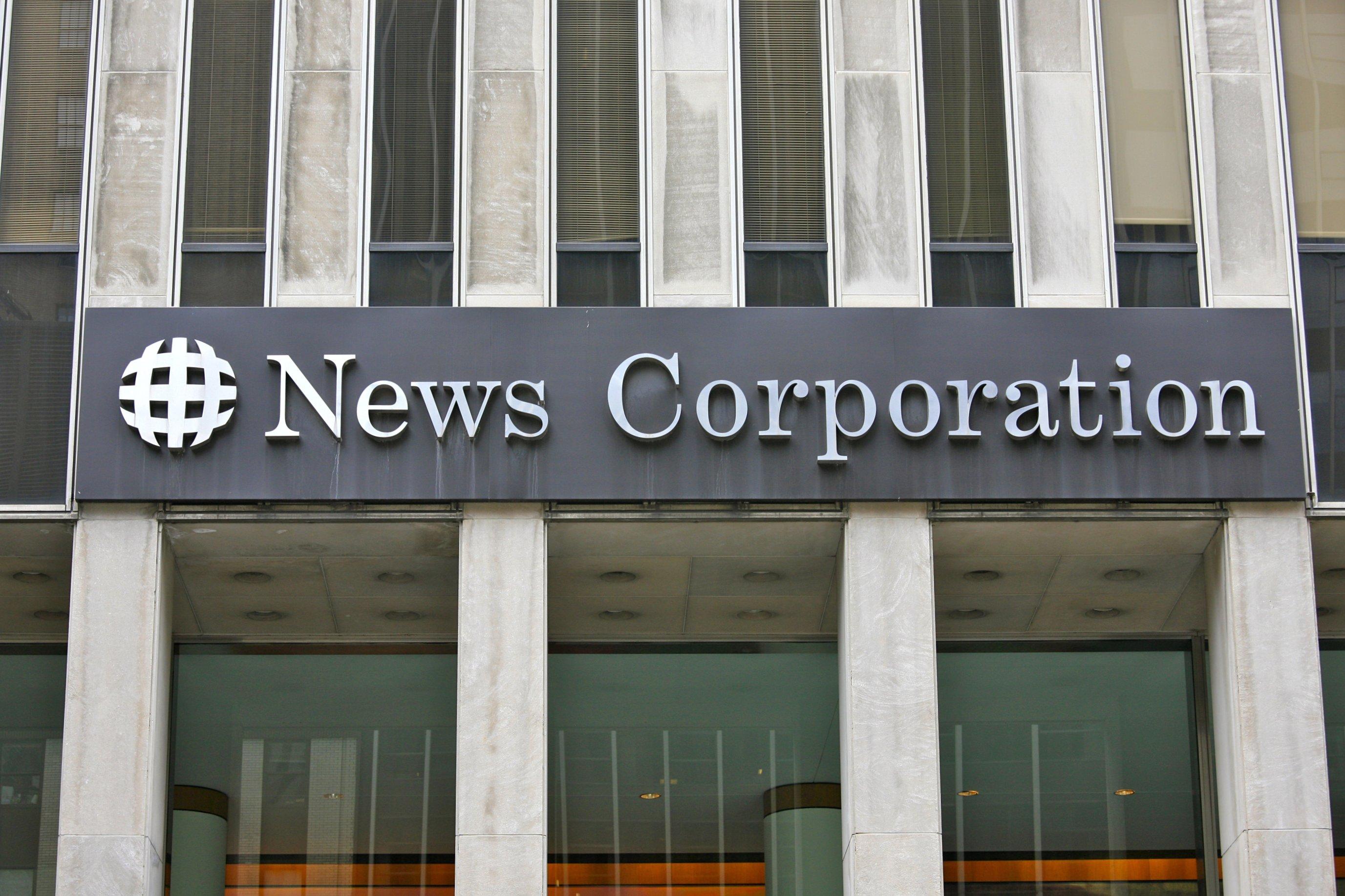 News Corporation stock