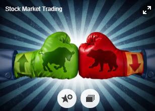US Stock Market Overview – Stocks Close Lower, Nasdaq Drops; Financials Lead