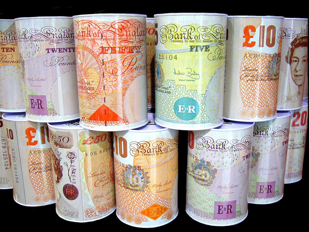 GBP/USD Eases Lower From Eight-Month Highs