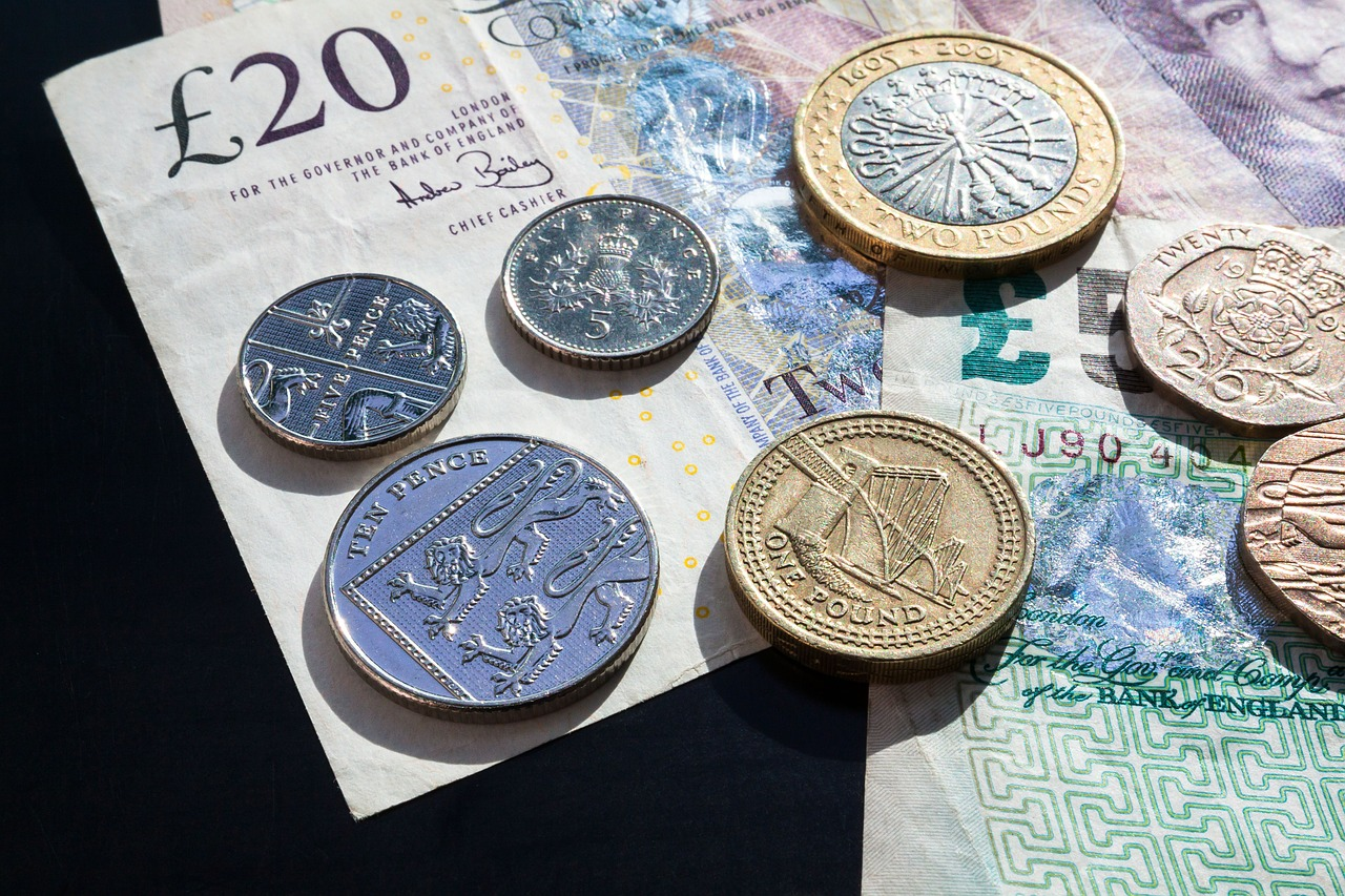 GBP/USD Boosted by Positive UK Data and Dollar Weakness