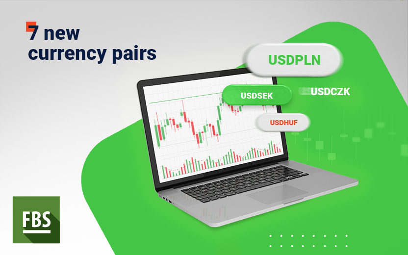FBS Introduces New Currency Pairs