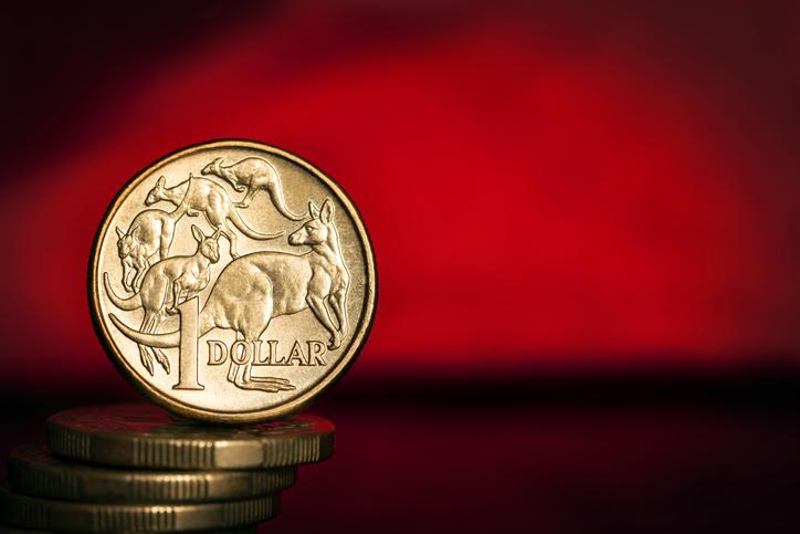 AUD Drops as Australia's Recession Confirmed