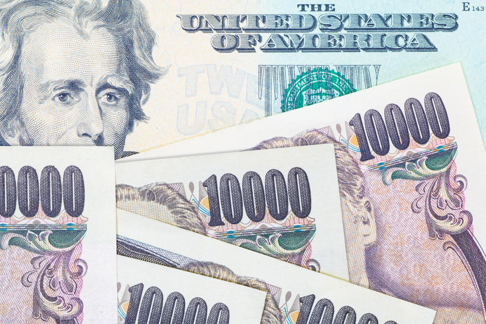 USD/JPY Daily Forecast – U.S. Dollar Continues Its Attempts To Get Above The 50 EMA