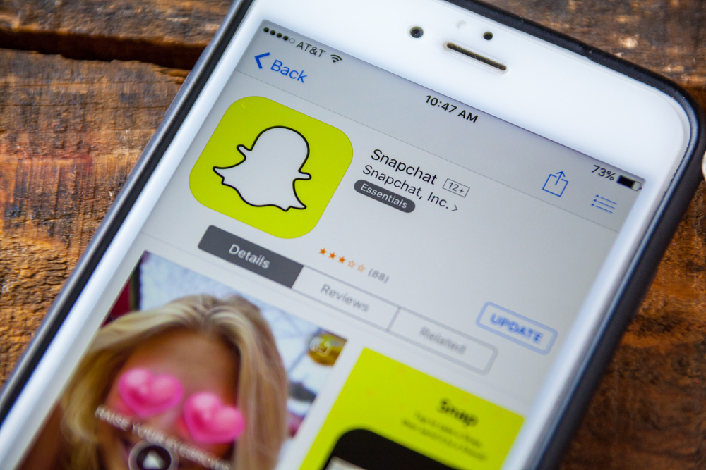 Snap Could Break Out To New High
