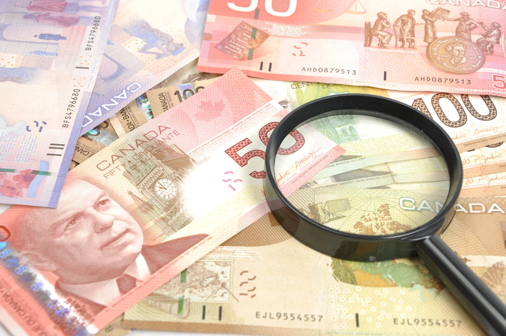 USD/CAD Daily Forecast – Canadian Dollar Loses Ground As Oil Slides Below $37