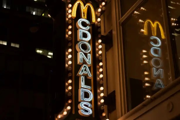 McDonald's Rallies To All-Time High