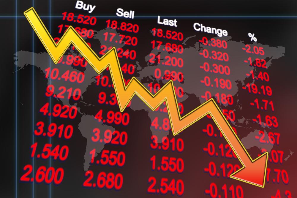 US Stocks Sink as Tech Stocks Extend Recent Decline