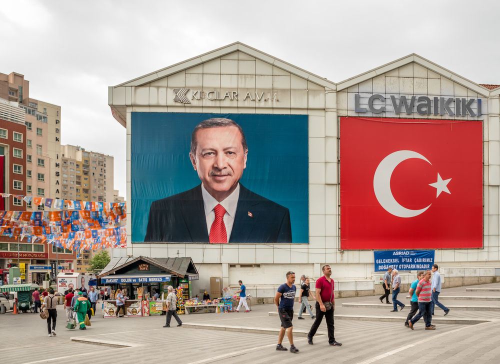 TURKEY, LIRA, ERDOGAN: Swamps of Greatness