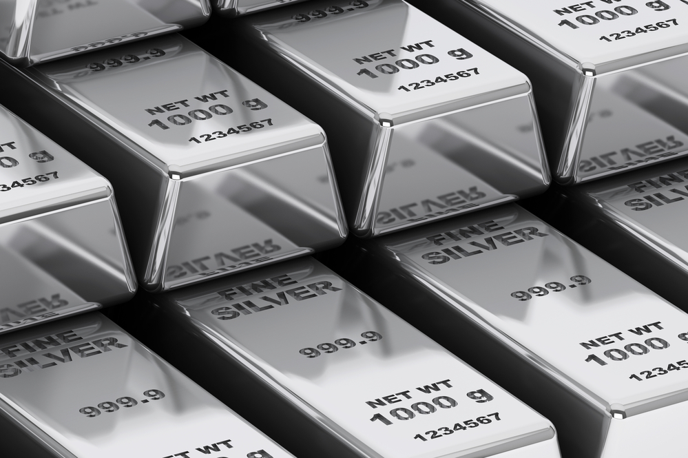 Silver Price Daily Forecast – Silver Slides Back Below $25.00