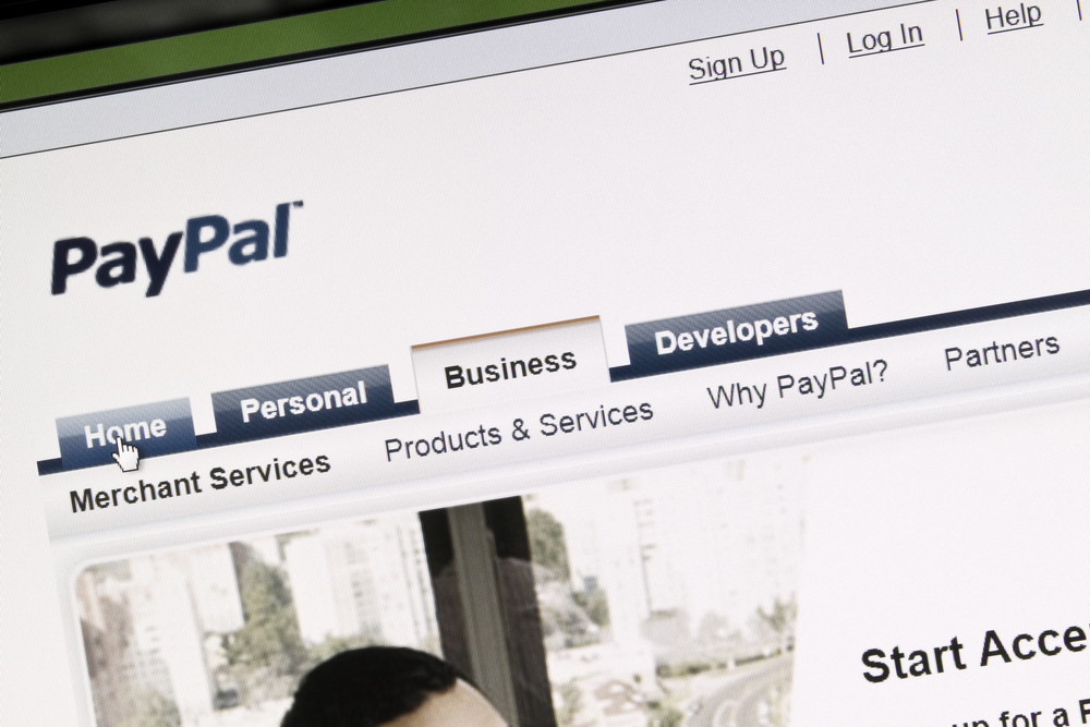 PayPal Rockets to All-Time High After Adding Cryptocurrencies