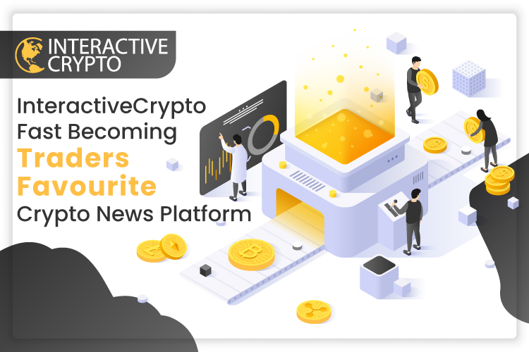 InteractiveCrypto Fast Becoming Traders Favourite Crypto News Platform