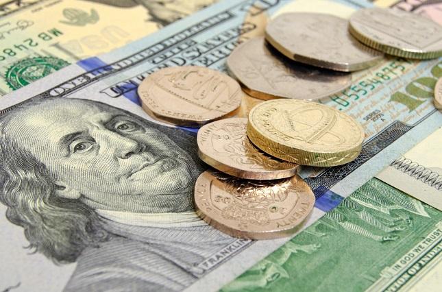 Pound Coins Dollar