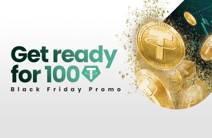 SimpleFX To Give 100 Tether To All Traders on Black Friday