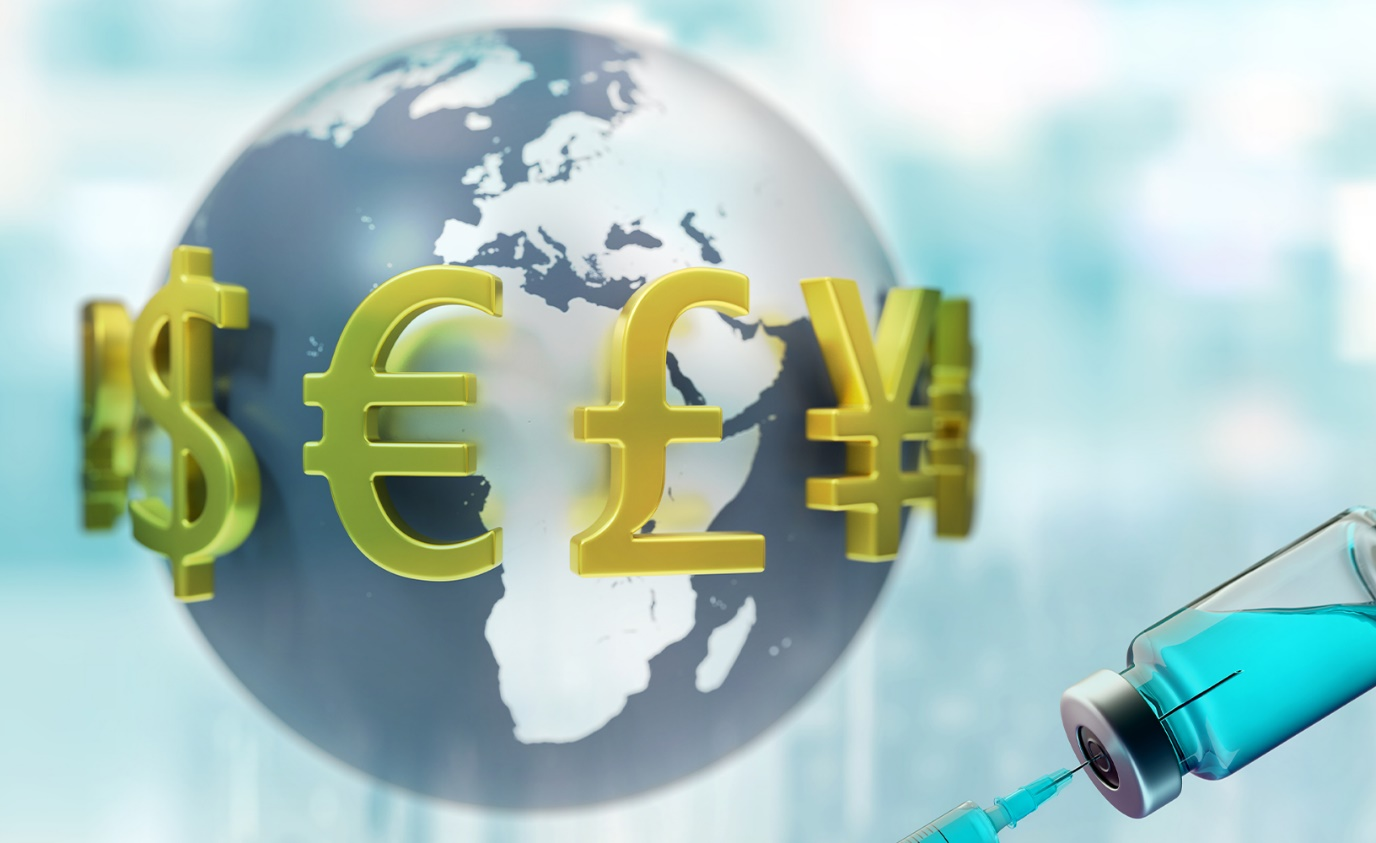 Trading Currencies: Cases Starting to Overwhelm the Vaccine
