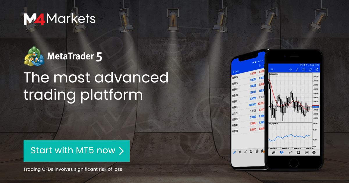 M4Markets Rolls out Multi-Asset Trading Platform Metatrader 5